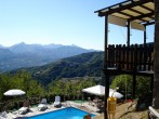 House, pool and views!