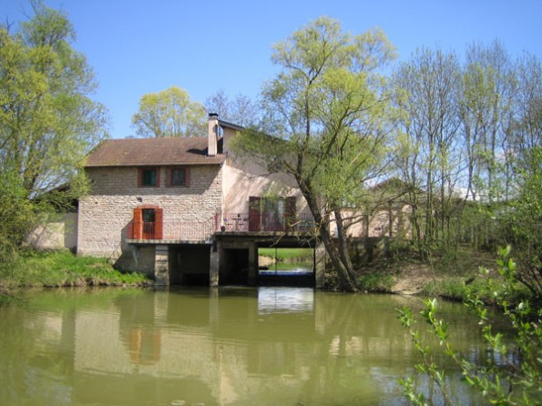 The Moulin de Lhomont