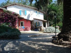 1 Bedroom Olive Press Cottage in Greece, Ionian Islands, Corfu