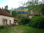 Ballooning from property