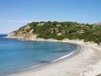 Nearby Capo Boi beach