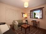 Living room & woodburner
