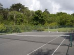 Tennis court (shared)