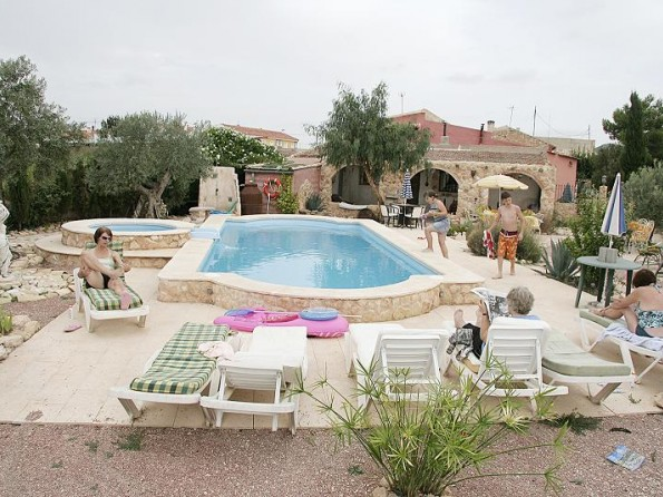 7 Bedroom Country House In Spain Costa Blanca Valencia Pinoso Casa 10 11 Guest House Hotel