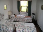 Carrozze twin room