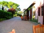 Outside le Carrozze