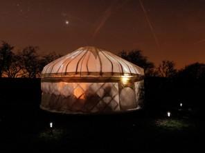 Tents, Tipis & Yurts