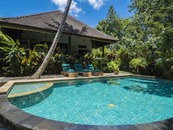 Villa Tukad in Bali