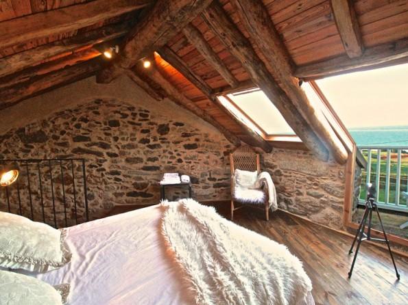 Beach house in Galicia