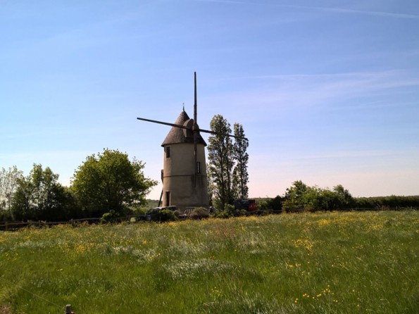 Windmill in France