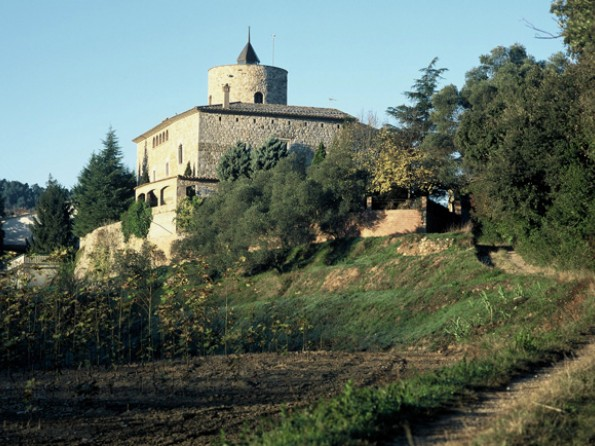 Castell de Celra in Catalonia
