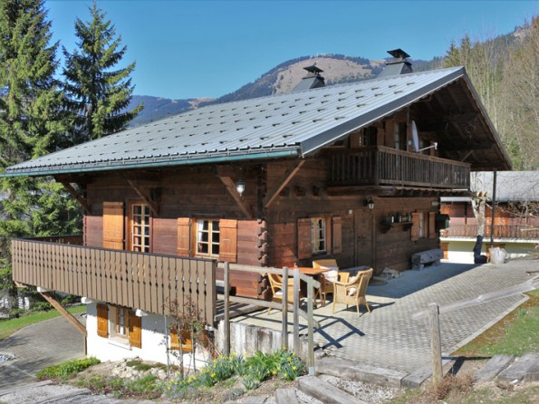 Chalet Gallois in France
