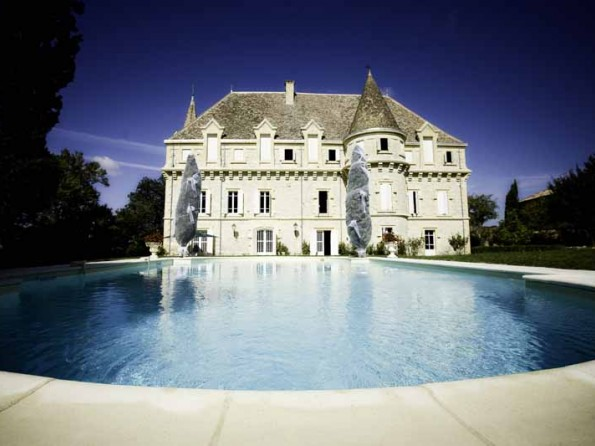 Chateau Plombis in France