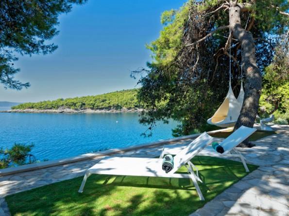 Villa Akuna in Croatia