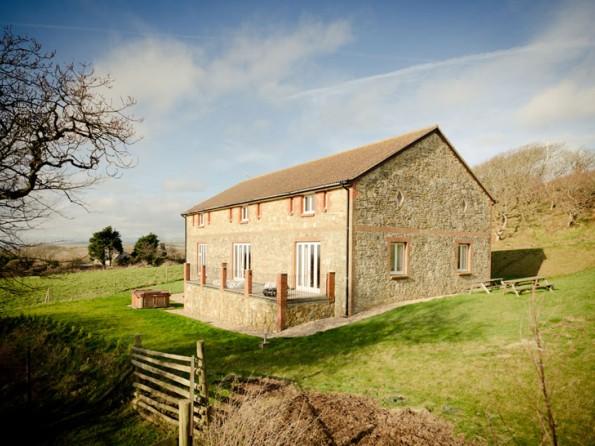 Luxury barn on the Isle of Wight