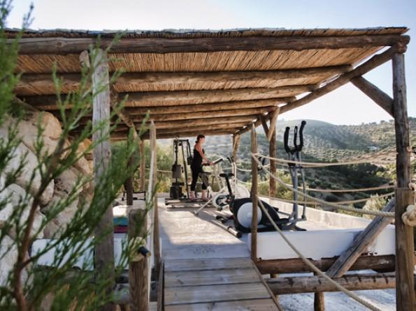 Cortijo Bujio in Andalucia