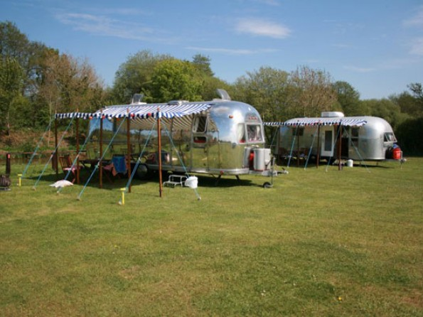 Happy Days Airstreams in Suffolk