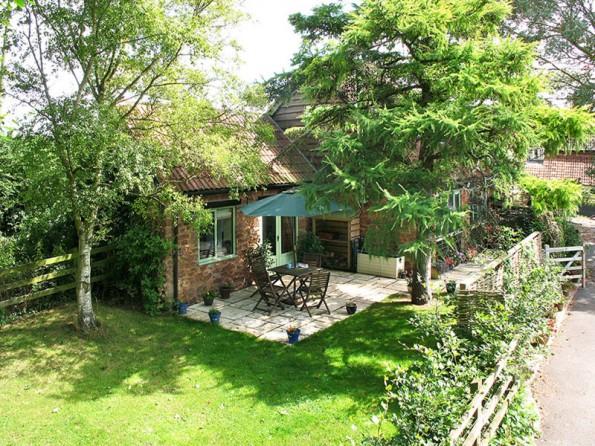 Cornflower Cottage in Somerset