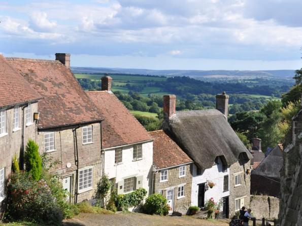 Updown Cottage in Dorset