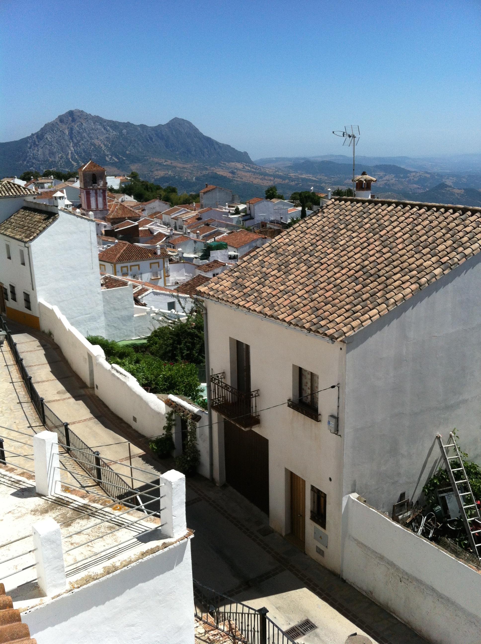 Views in Gaucin