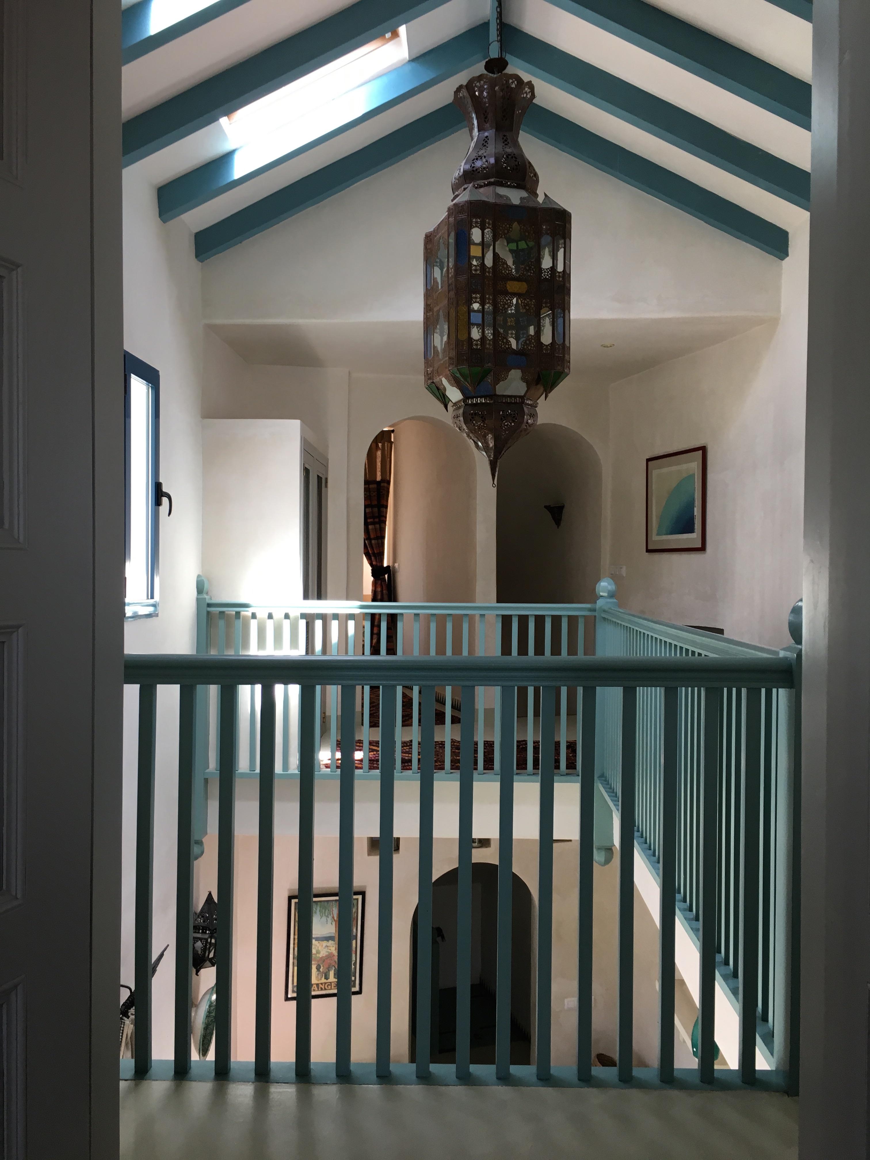 Inside Casa Mosaica