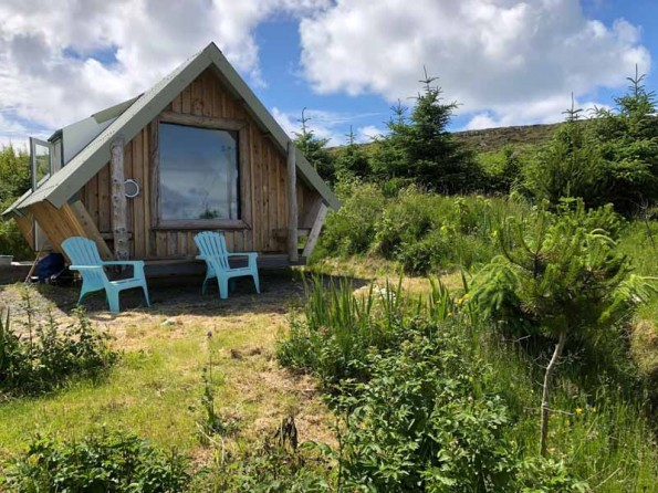 Tiny House in the Outer Hebrides