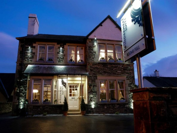 Boutique B&B in the Lake District