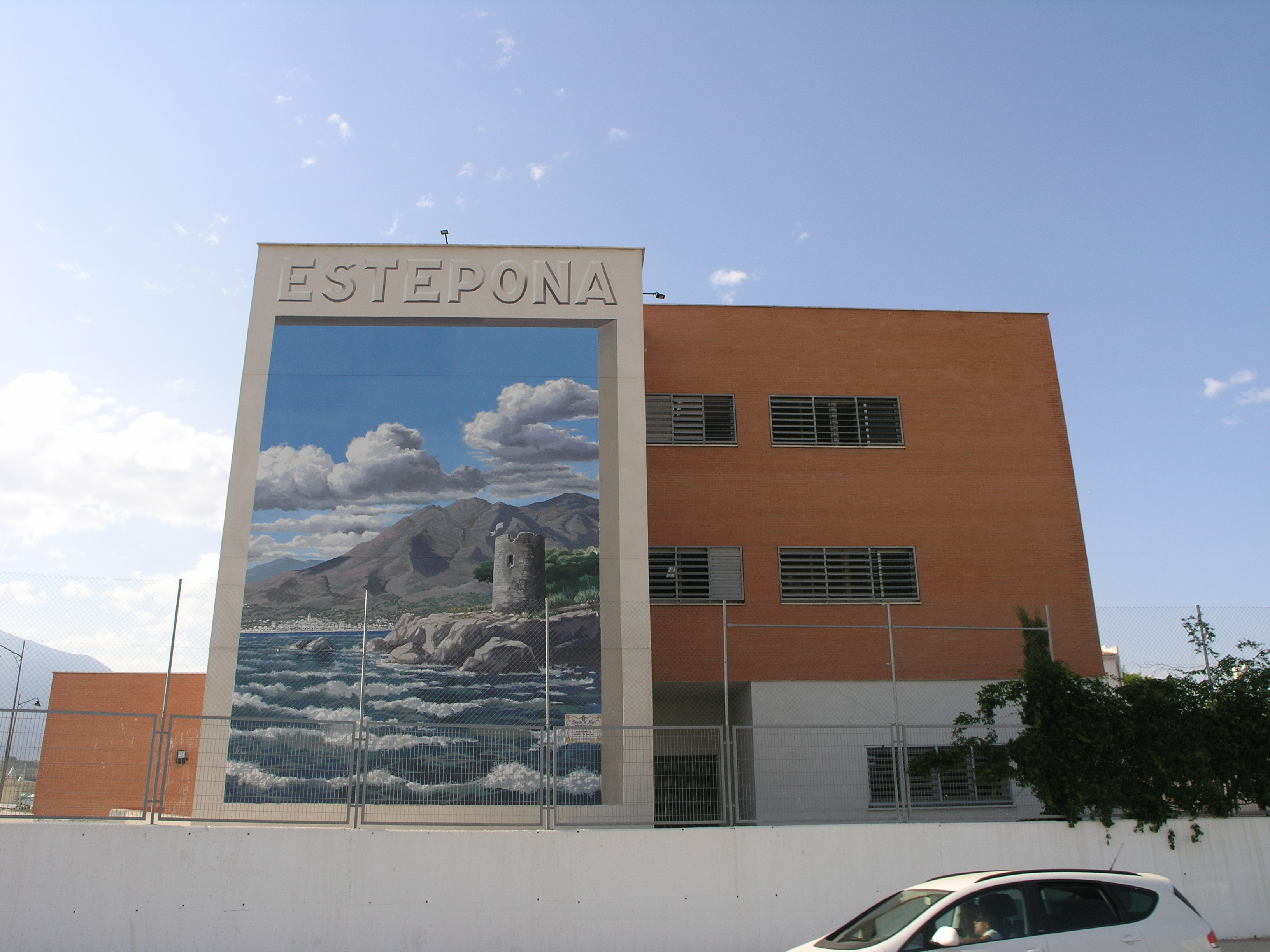 Estepona murals