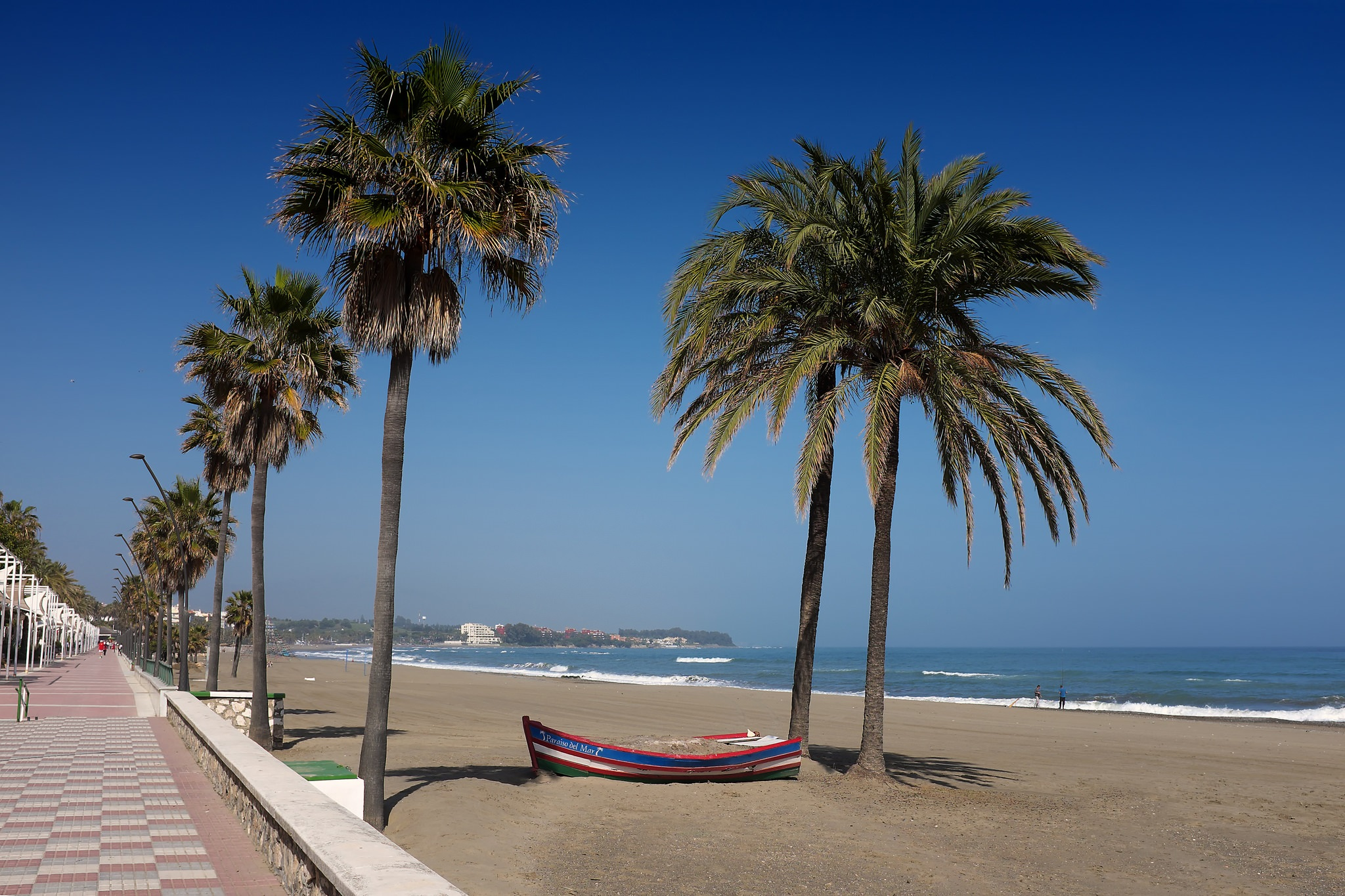 Estepona beach