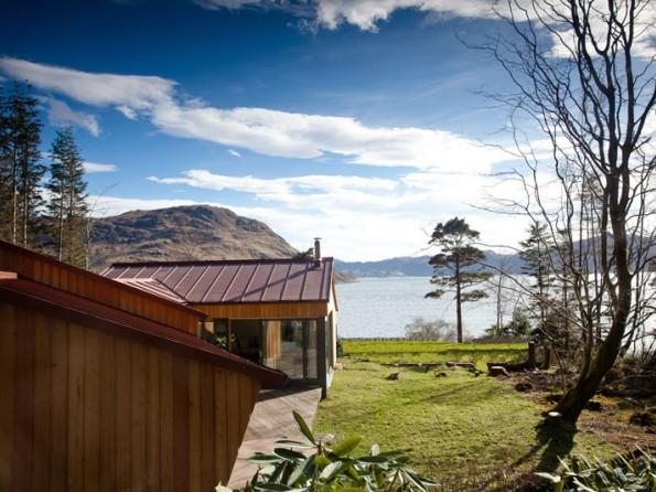 Knoydart Hide in Scotland