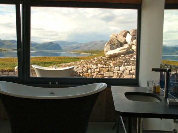 Lochside Luxury in Scotland
