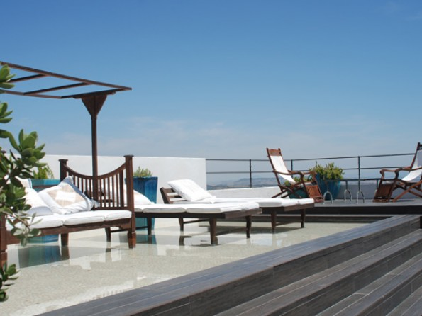 Boutique hotel in Andalucia