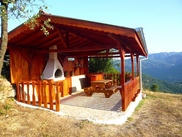Terrace at Melanya