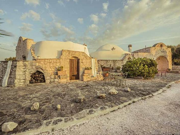 Trullo villa in Italy
