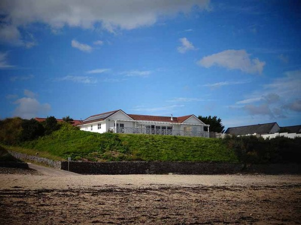 Beach House in Pembrokeshire