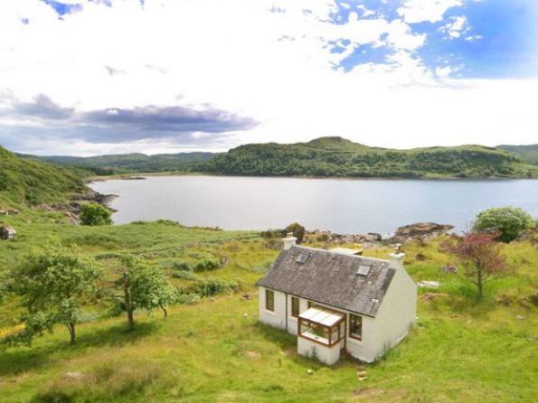 West Coast Cottage in Scotland
