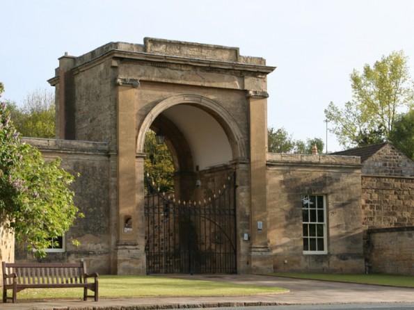 Gatehouse in Yorkshire