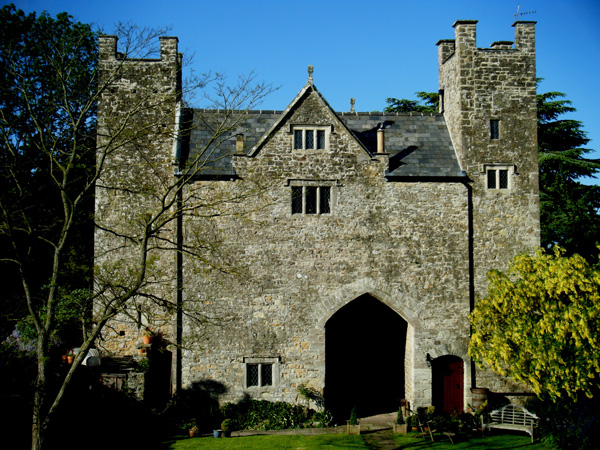 The Gatehouse in Monmouthshire