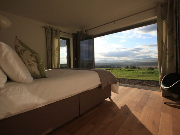 The Steadings at Balbinny in Scotland