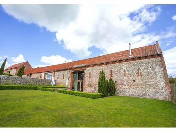 Barn Conversion in Norfolk