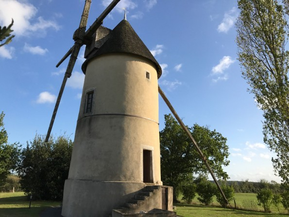 Windmill in the Vendee