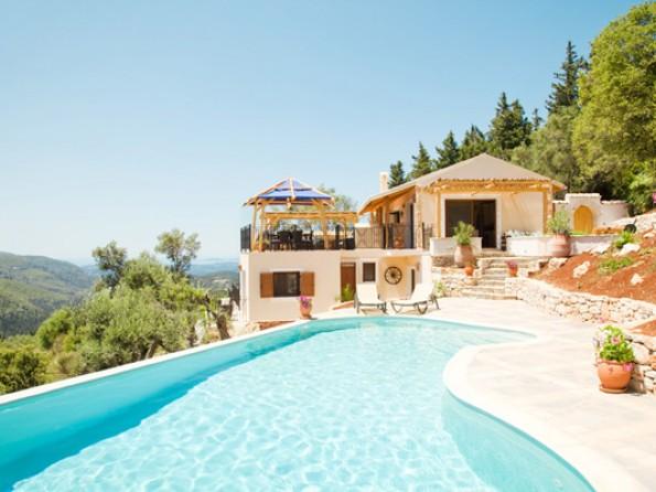 Villa Petalutha in Corfu