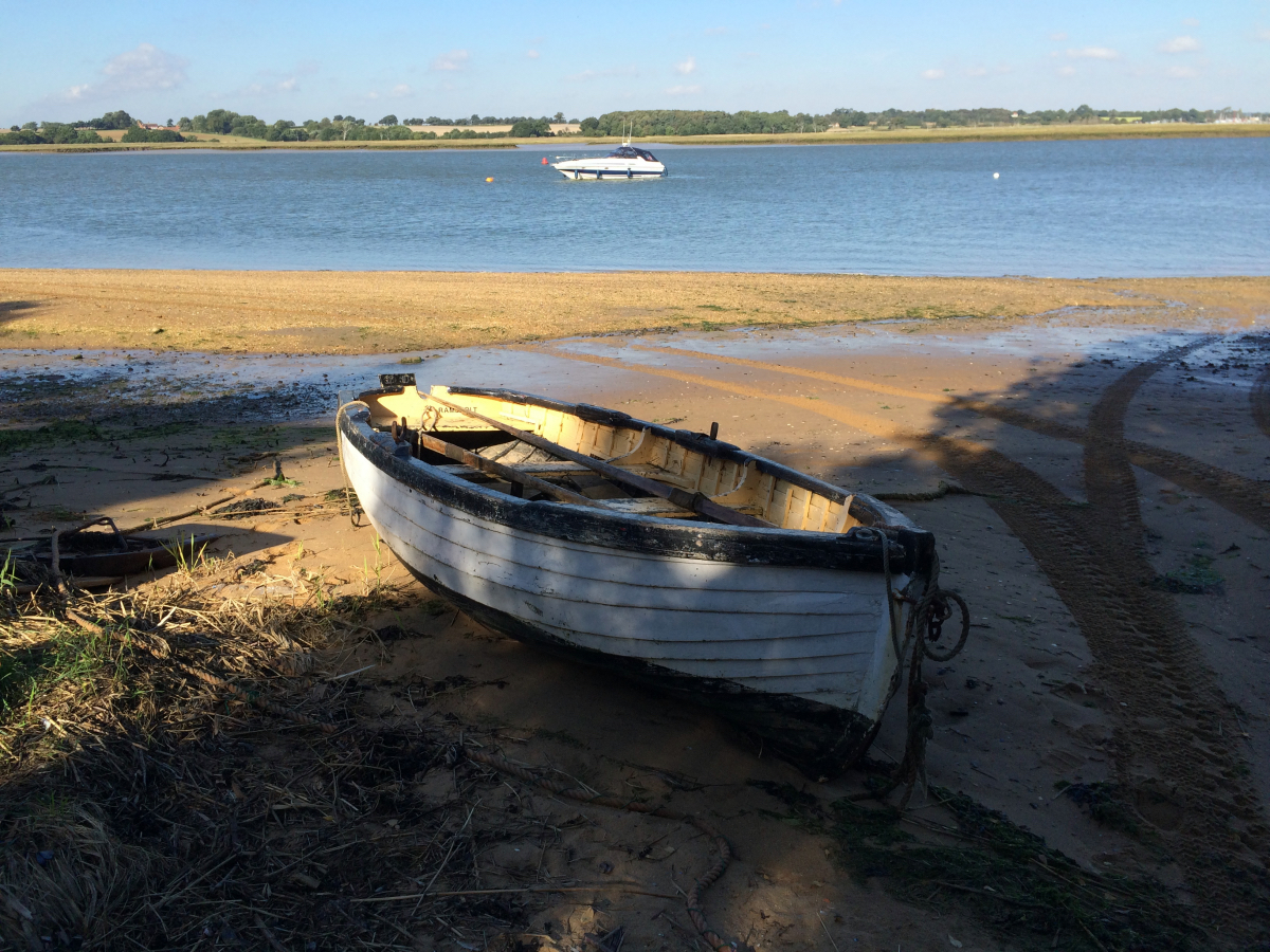 River Deben in Suffolk