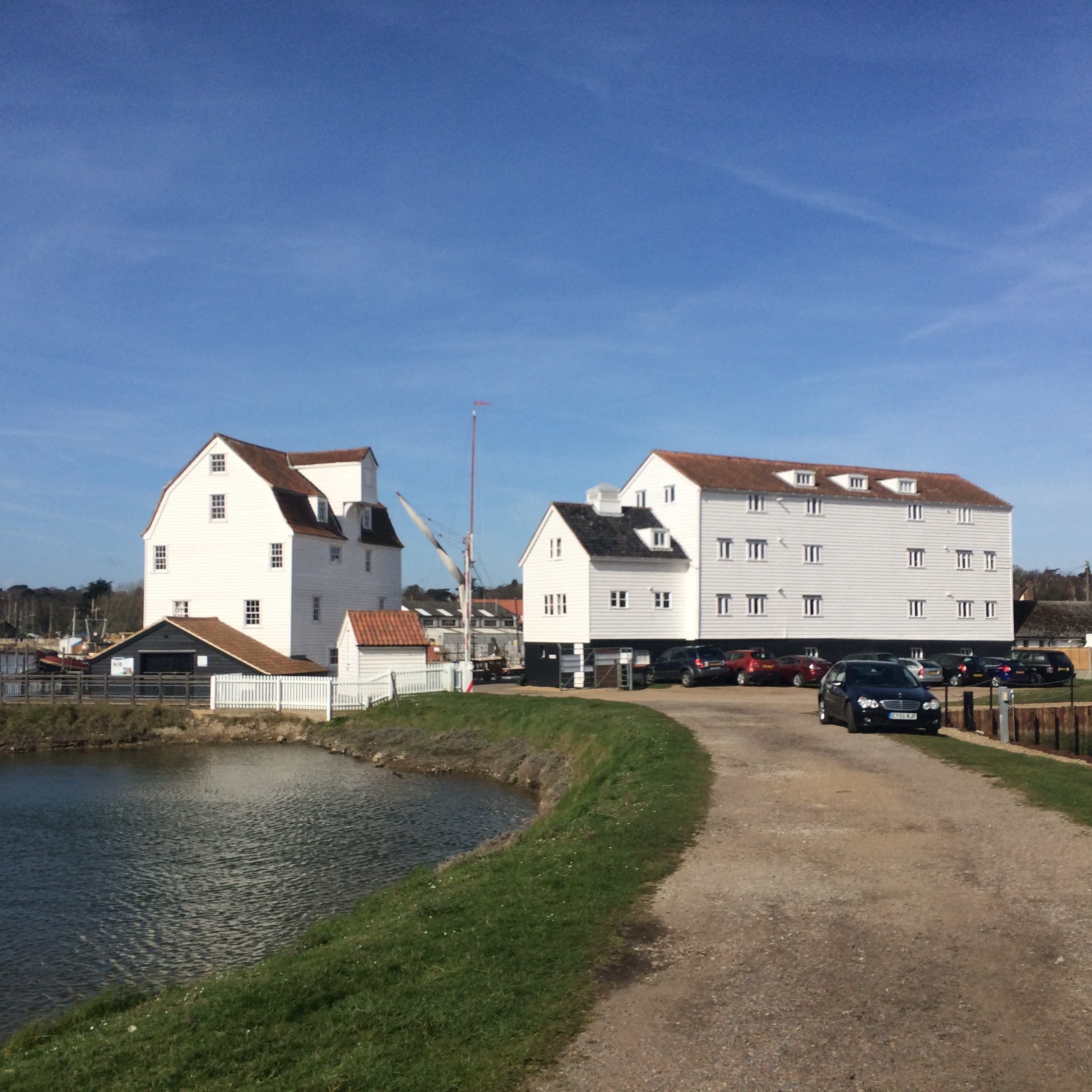 The Tide Mill in Suffolk