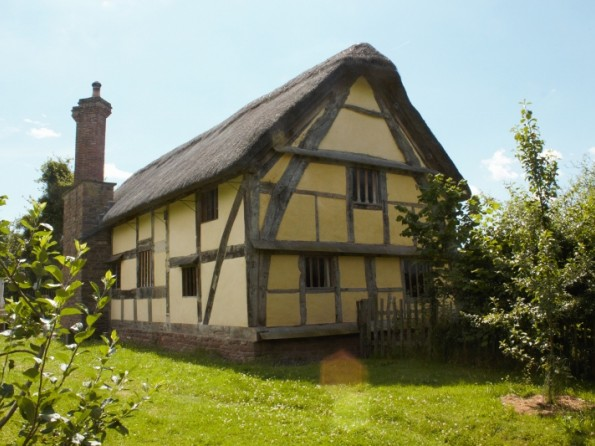 Medieval Hall in Herefordshire