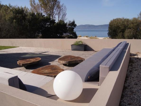 Villa by the sea in Galicia