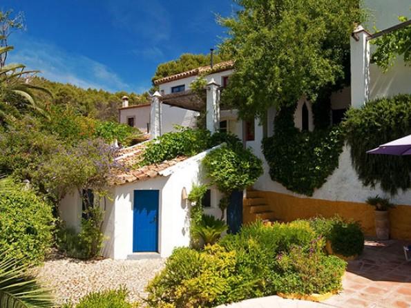 Mountain villa in Andalucia