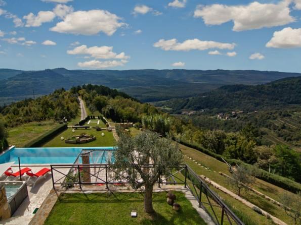 Villa Pasini in Istria