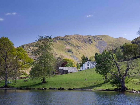 Luxury estate in the Lake District
