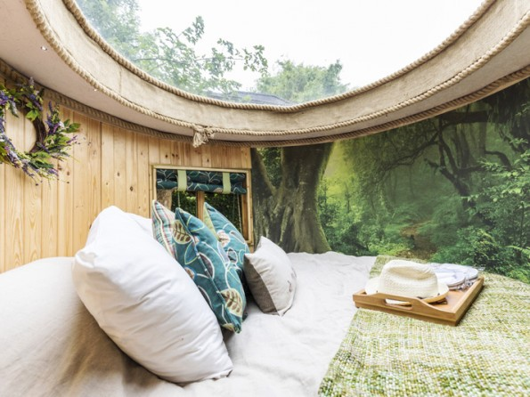 Treehouse in Kent